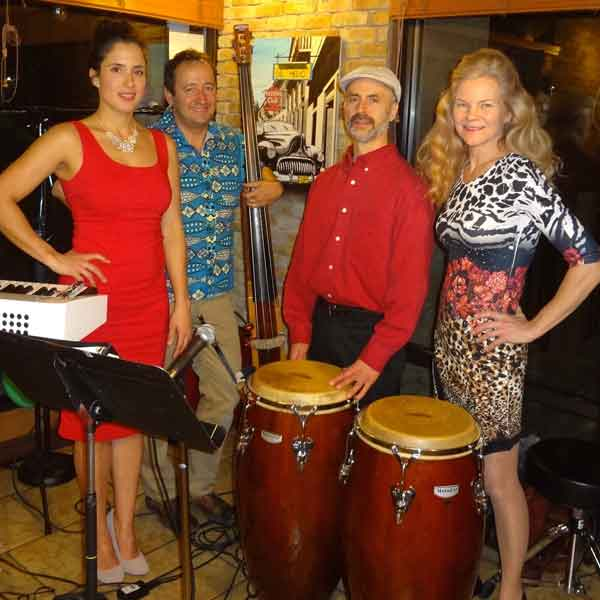 Major Mambo latin music band