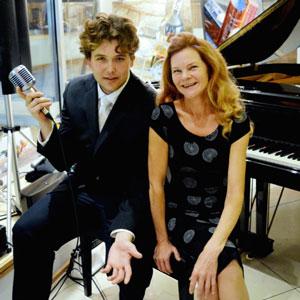Tricia Dalgleish and Ibriam Stange - Alegria